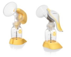 manual and electic pumps